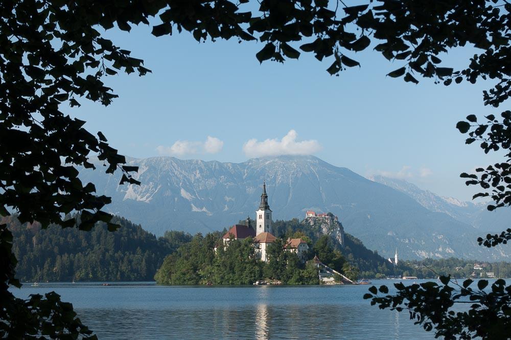 Ljubljana naar Bled