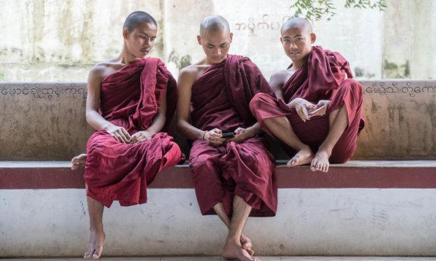 Terug in Myanmar