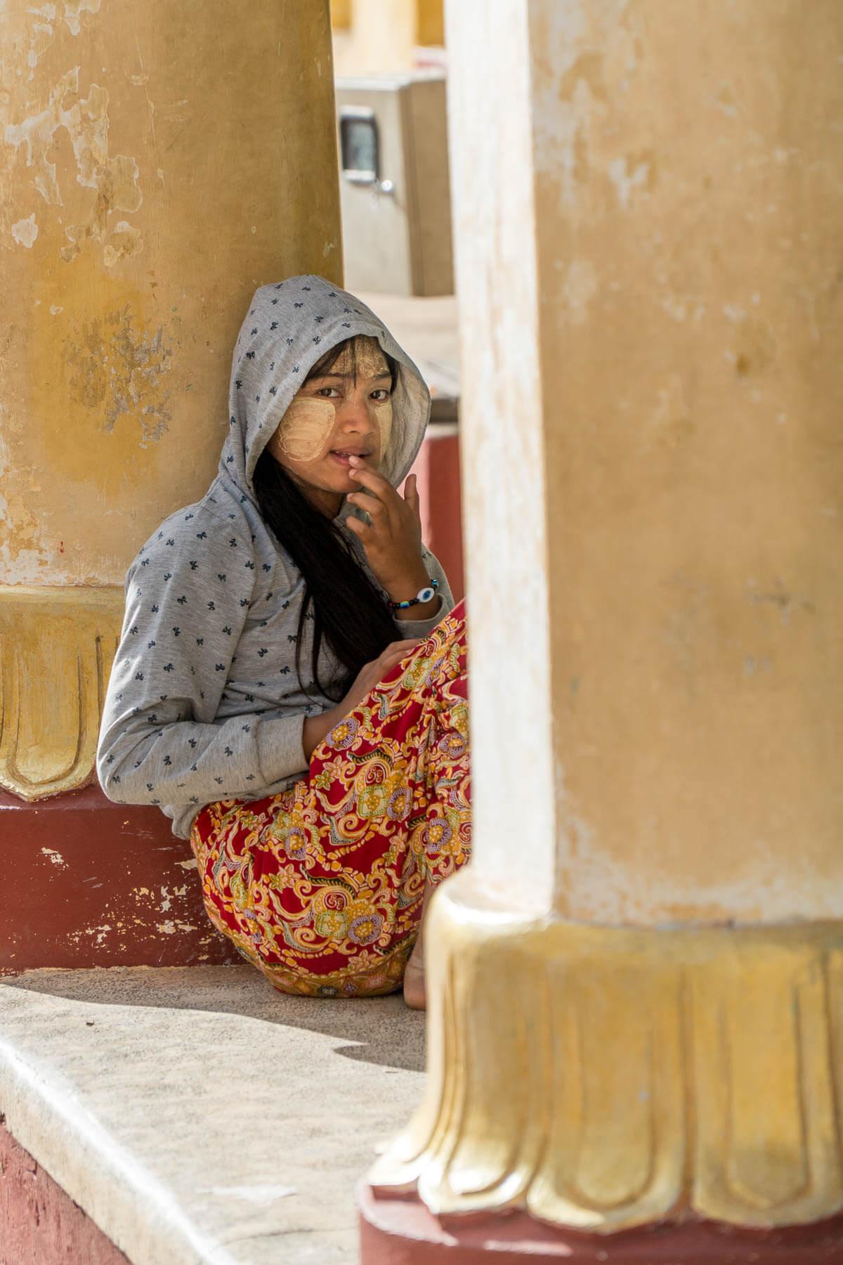 Meisje Bagan
