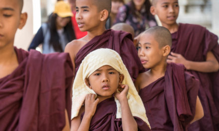 4 dagen Bagan en weer verder