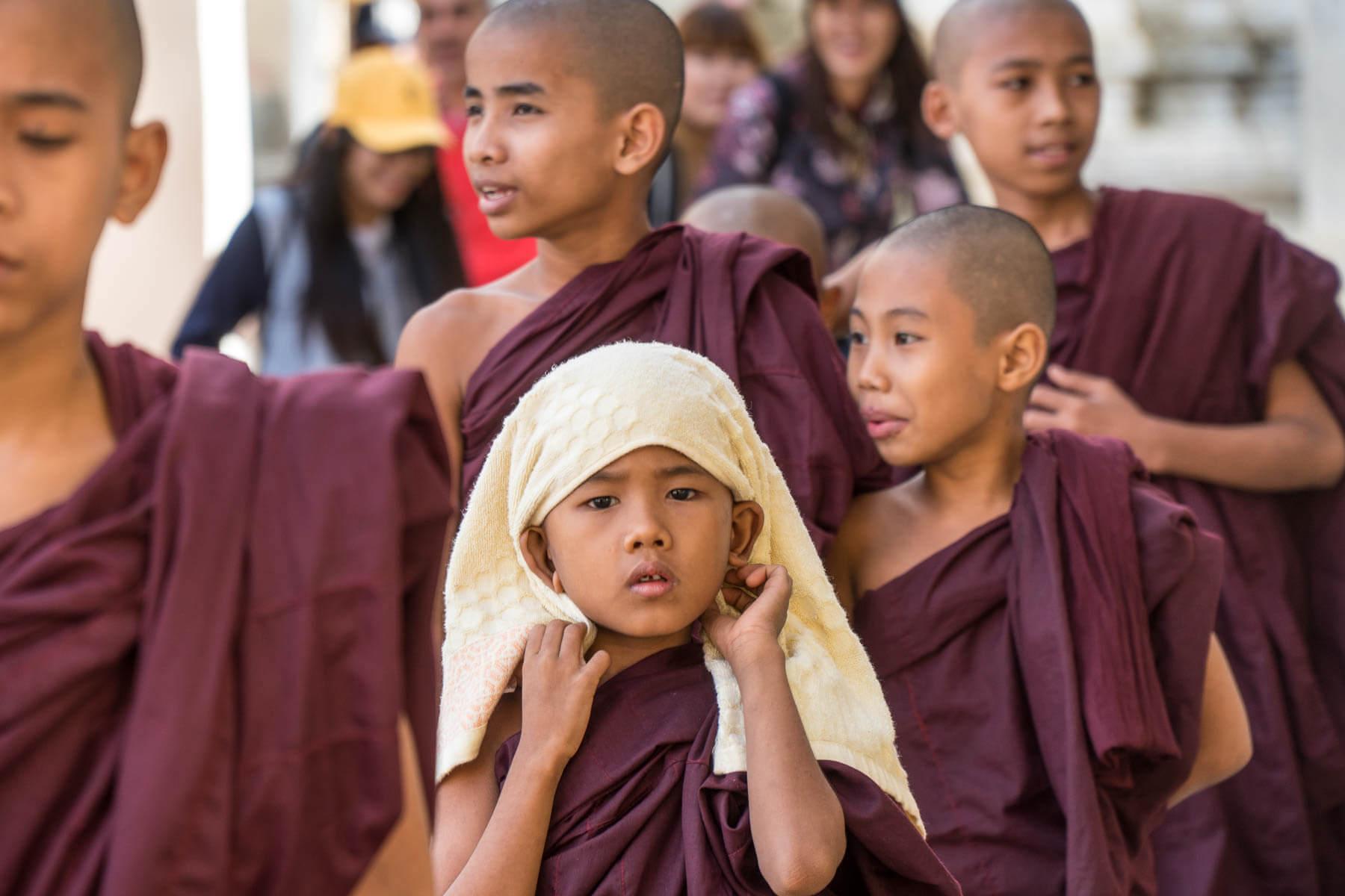 Monniken Bagan