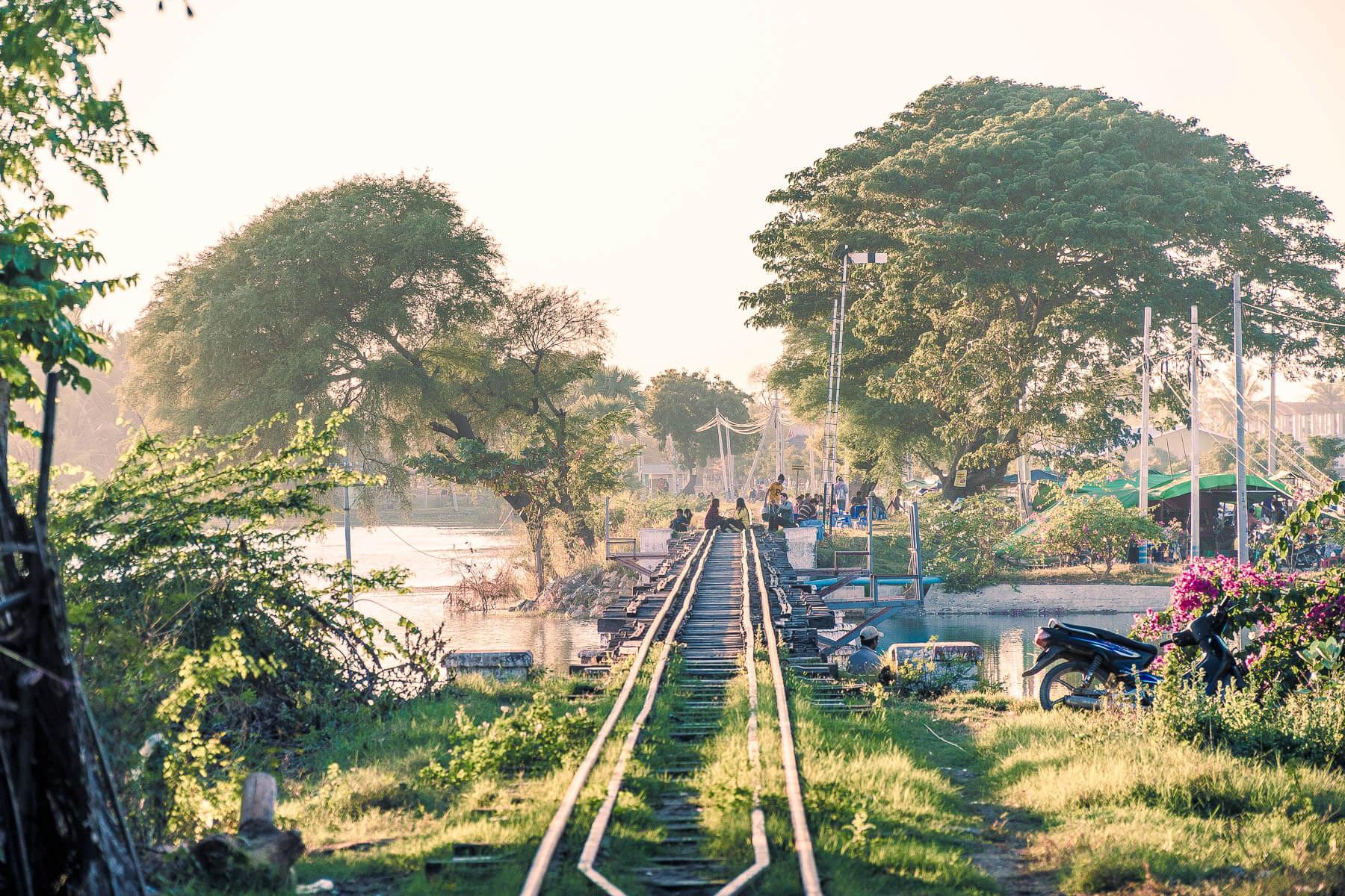 Treinrails Meiktila