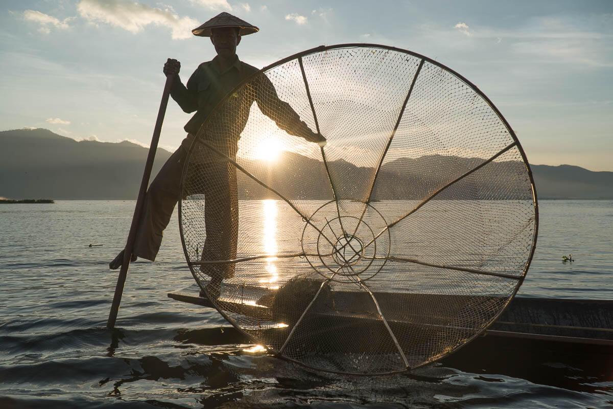 Inle visser
