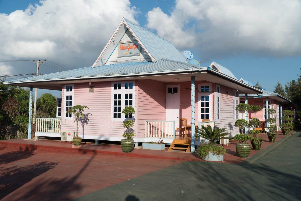Shwe Gu Gu guesthouse